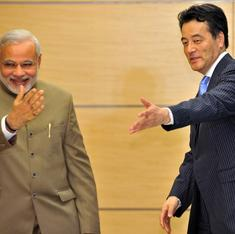 Modi needs to keep India disentangled from the China-Japan rivalry