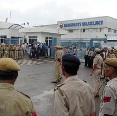 A visit to Bhondsi jail, where 147 Maruti workers are in jail without conviction for two years