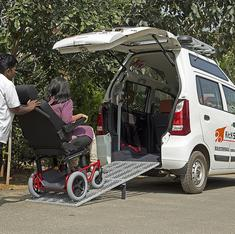 India's disabled-friendly market expands as entrepreneurs see profit possibilities