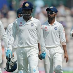 Team India still trending on Twitter for its abject performance against England in the Test series