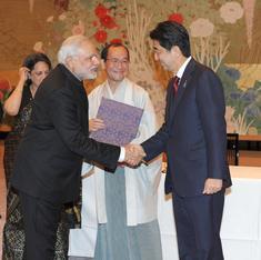 Japan has a vital lesson for Modi: what happens when economy trumps environment