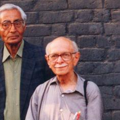 Remembering the diminutive collector who was a giant on the Bombay art scene