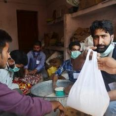 Kashmir separatists claim that they have been helping flood victims too