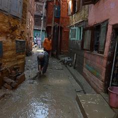 Srinagar's 'dewatering' programme shows little effect