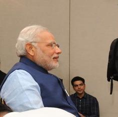 'I'm not the not-working type,' Modi tells CNN in his first interview as PM