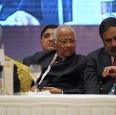 Who gains most from the breakdown of Maharashtra's political alliances?