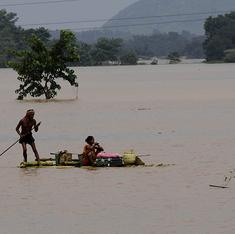 With all eyes on Manhattan, media has failed flooded people of Meghalaya and Assam