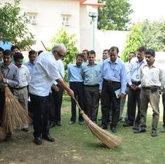 Modi launches Swachh Bharat Abhiyan campaign today