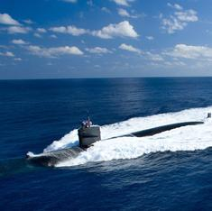 How to find a hidden submarine (no, it's not just a case of flicking the sonar on)