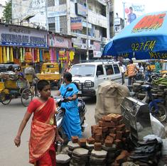 Showing the path to other Indian cities, Chennai starts pedestrianising its roads