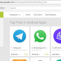WhatsApp competitor gains from Modi's Make in India appeal, even though it isn't Indian