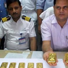 Five odd ways flyers tried to smuggle gold into India