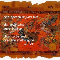 National Book or not, what's the Bhagavad Gita all about?