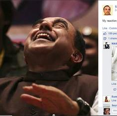 When Subramanian Swamy's fans took a parody account of their hero for real