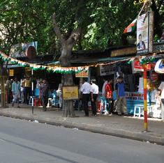 Calcutta, my once and always city of books