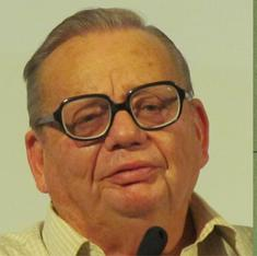 Ruskin Bond on how he lives and writes in the hills