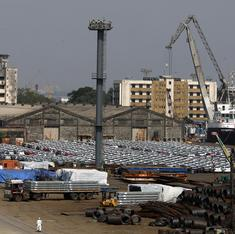 As government decides future of Mumbai and its docklands, citizen voices go unheard