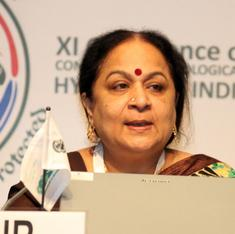 'Why have I been subjected to such humiliation?' Jayanthi Natrajan's letter to Sonia Gandhi