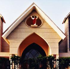 Police claim theft as motive for Delhi church desecration, but donation box was left untouched