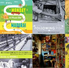 Five must-read travel books about India