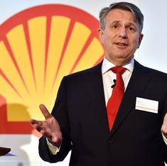 Shell chief calls for climate action, but what are the firm's motives?
