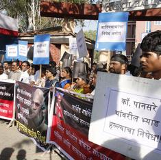 Govind Pansare, activist and reformer, succumbs to bullet wounds