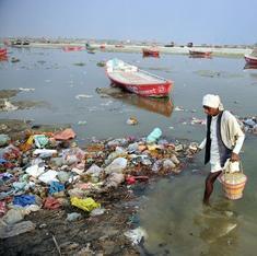 Along fouled Ganga, fresh resolve to make the river clean again
