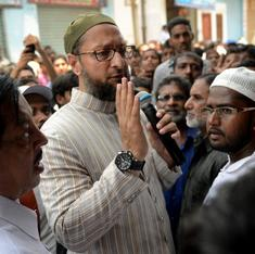 Keen to expand his national footprint, Owaisi says he's not an RSS agent