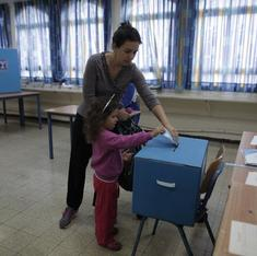 Israel election focused on everything but the real issues