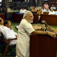 Don't let the Land Bill battle distract you: Modi won the first half of the Budget session