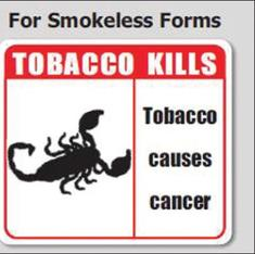 Tobacco, not graphic warnings, harms India's people and economy