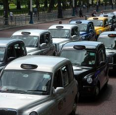 China is helping London's famous black cabs go green – here's how