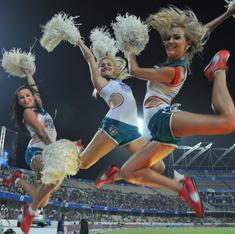 Leching men, dirty toilets and corrupt managers: an IPL cricket cheerleader reveals all