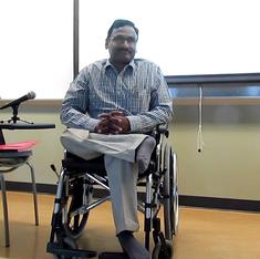 The teacher and the film star: What denying bail for wheelchair-bound GN Saibaba says about us