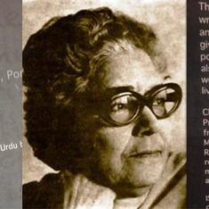 Ismat Chughtai on why eroticism in modern literature is necessary