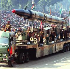 Regular missile tests maintain India-Pakistan status quo
