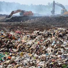 Why are fires breaking out in Mumbai's garbage dumping grounds?