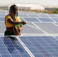 Renewable energy could generate a million jobs in India by 2022