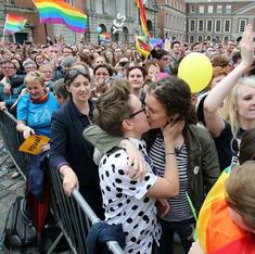 I am a gay Indian man, but I wish today I was living in Ireland