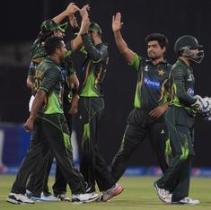 Will India be Pakistan's 'home ground' for international cricket matches?
