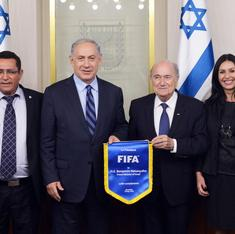 Vote on kicking out Israel drags FIFA into politics it would rather avoid