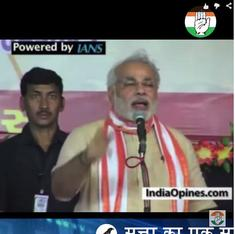 On Modi's first anniversary, Congress releases video detailing government's frequent U-turns