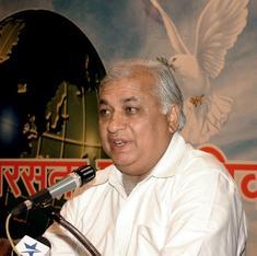 Arif Mohammad Khan on Shah Bano case: 'Najma Heptullah was key influence on Rajiv Gandhi'