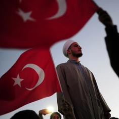 Turkey gets a taste for European-style radicalism ahead of election