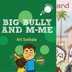 Three books for children that take bullying by the horns