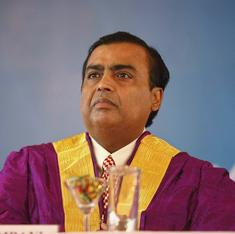 The story of Mukesh Ambani's loss-making private firm that just got public banks to restructure its loans