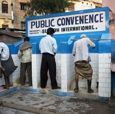 Raising a stink: One woman in Kolkata plans to visit and review all the public toilets in the city
