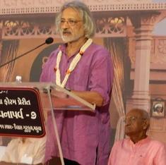 How agnostic filmmaker Anand Patwardhan and guru Morari Bapu found common ground