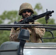 When I played make-believe with the Pakistani military