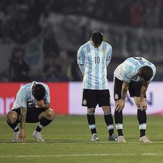Why Lionel Messi and Argentina lost a final yet again